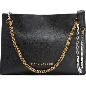 MARC JACOBS Double Link 27 Leather Bag!! Nwt!!